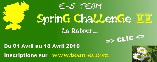 E-S Spring Challenge 2nd Edition
